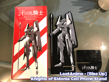 [LootAnime] Open the RISE UP crate!